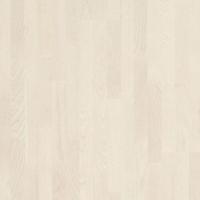 Ясень натур ванила 3-полосный