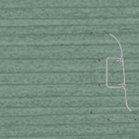 Напольный плинтус Ideal (Идеал) Комфорт Зеленый
