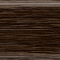 Напольный плинтус Rico Leo (Рико Лео)  Венге Африка 125